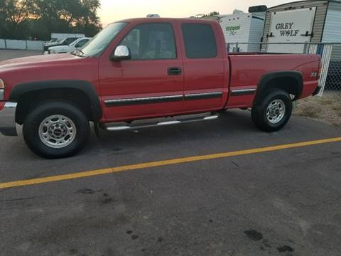 2000 GMC Sierra 2500 for sale in Sioux Falls, SD