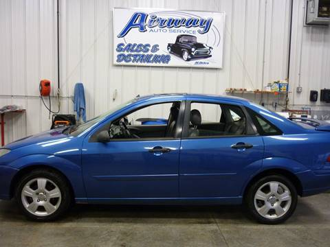 2004 Ford Focus for sale in Sioux Falls, SD
