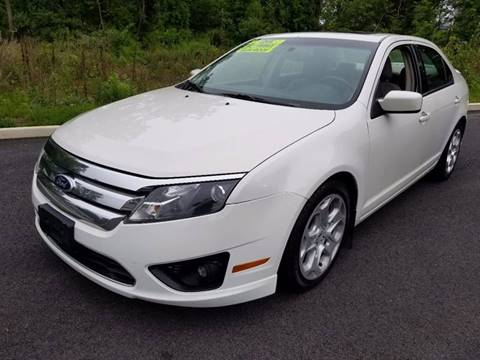 2010 Ford Fusion for sale in East Providence, RI