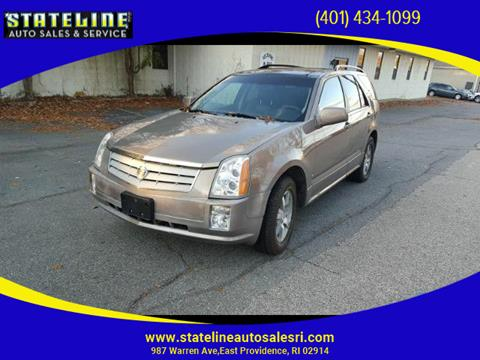2006 Cadillac SRX for sale in East Providence, RI
