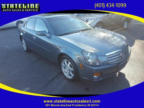 2006 Cadillac CTS for sale in East Providence, RI