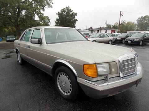 1986 Mercedes-Benz 420-Class for sale in Fairborn, OH