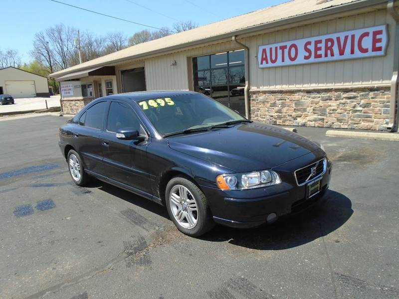 2007 Volvo S60 2.5T In Moraine OH - FOREIGN EXCHANGE