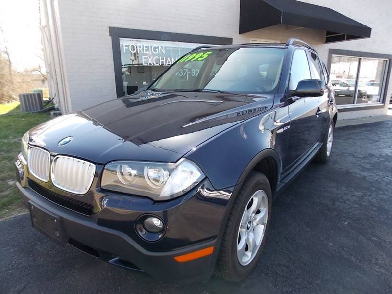 2007 BMW X3 3.0si In Moraine OH - Foreign Exchange