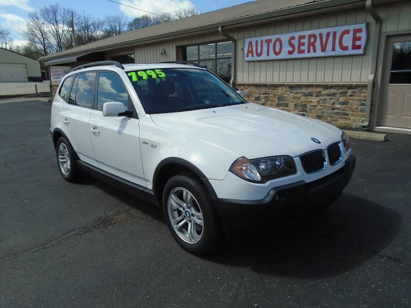 2005 BMW X3 3.0i In Moraine OH - Foreign Exchange