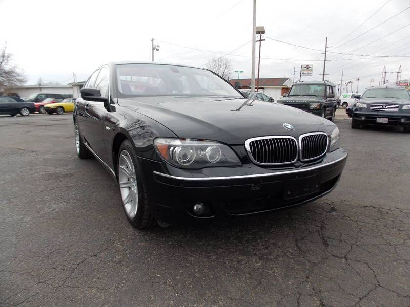 2006 BMW 7 Series 750i In Fairborn OH - Foreign Exchange
