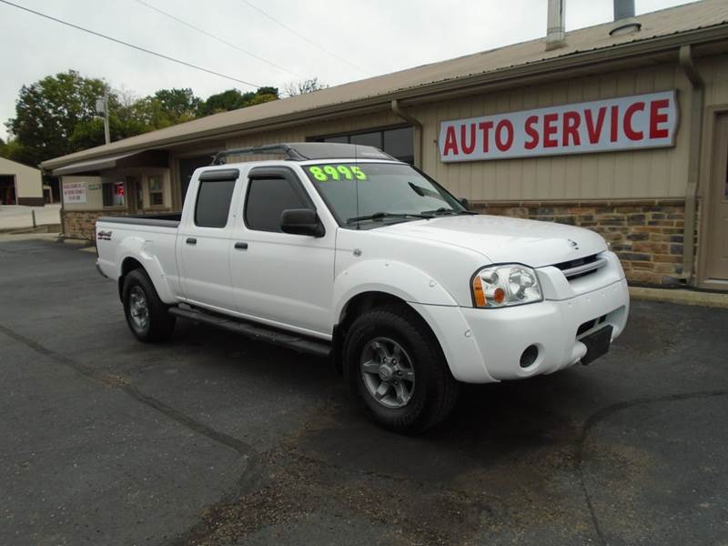 2004 Nissan Frontier For Sale At FOREIGN EXCHANGE CLEAR CREEK In  Waynesville OH