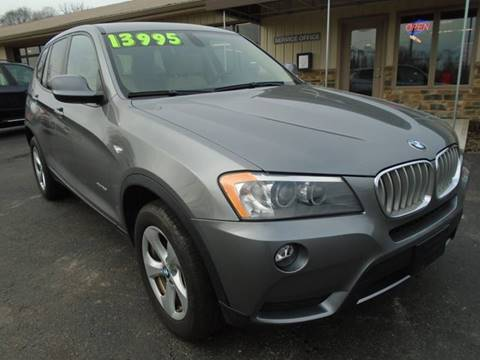 bmw x3 for sale in moraine, oh - foreign exchange