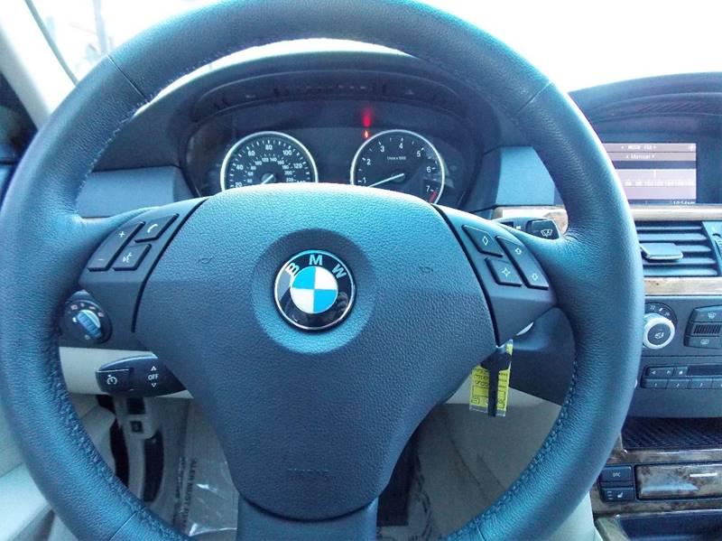 2008 BMW 5 Series AWD 528xi 4dr Sedan Luxury - Fairborn OH