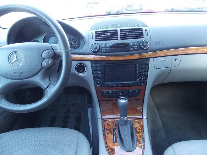 2007 Mercedes-Benz E-Class AWD E350 4MATIC 4dr Sedan - Fairborn OH