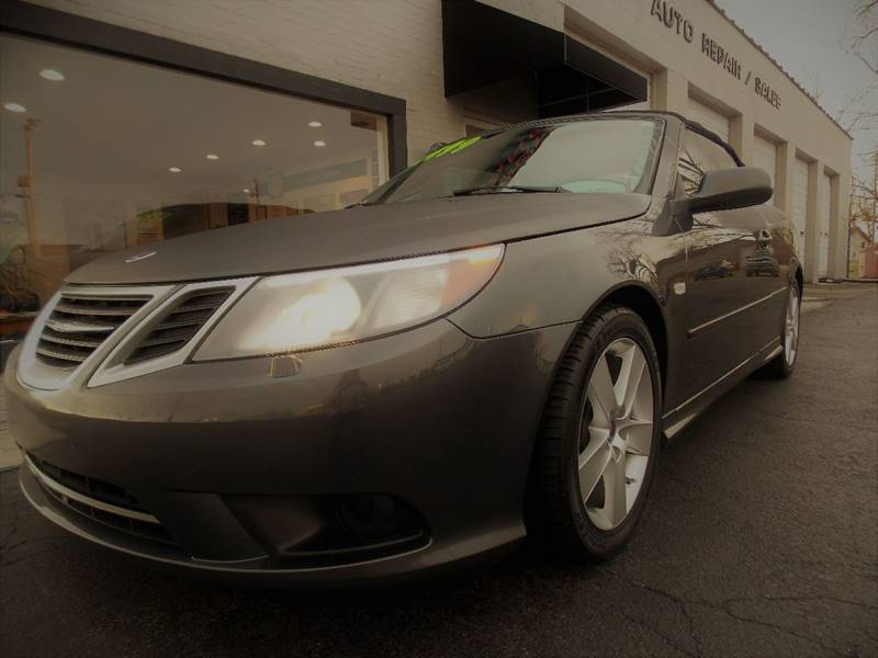 2010 Saab 9-3 2.0T 2dr Convertible - Fairborn OH