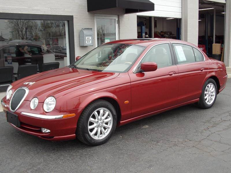 2002 Jaguar S Type For Sale At FOREIGN EXCHANGE In Moraine OH