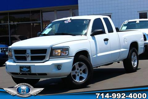 2011 RAM Dakota for sale in Fullerton, CA
