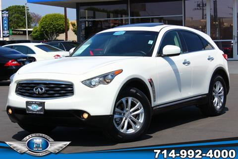 2011 Infiniti FX35 for sale in Fullerton, CA