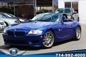 2006 BMW Z4 M for sale in Fullerton, CA
