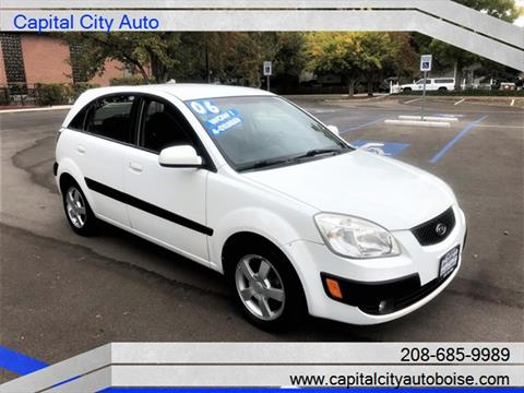 2006 Kia Rio5 For Sale In Hickory Nc Carsforsale