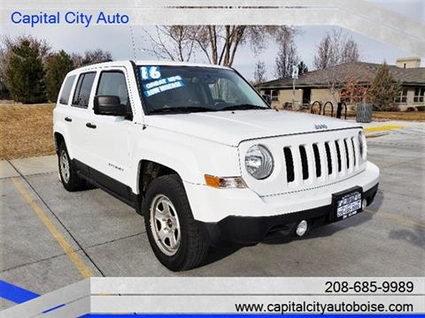 2016 Jeep Patriot for sale in Boise, ID