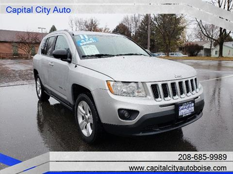 2011 Jeep Compass for sale in Boise, ID