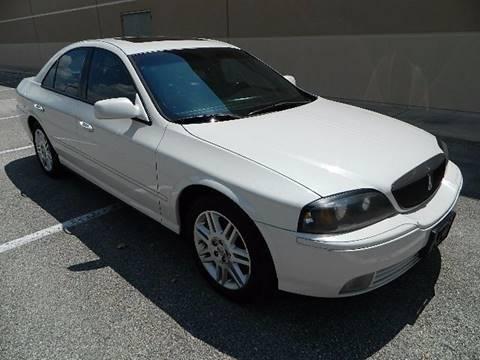2003 Lincoln LS for sale in San Antonio, TX