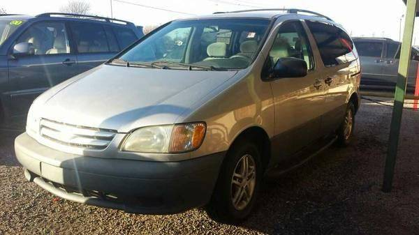 Toyota Sienna CE In Oklahoma City OK Mirage Imports And Sports - 2001 sienna