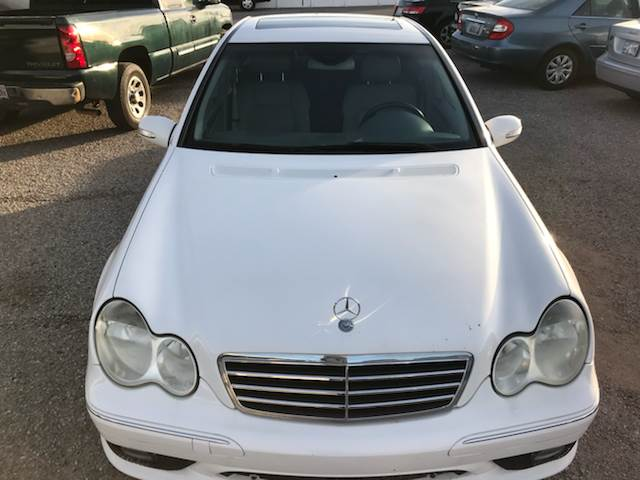 2006 Mercedes Benz C Class For Sale At Mirage Imports And Sports In Oklahoma
