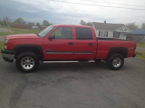 2007 Chevrolet Silverado 2500HD Classic for sale in Lebanon, TN