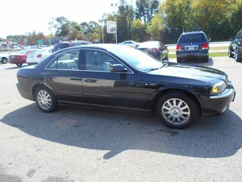 2003 Lincoln LS for sale in Faribault, MN