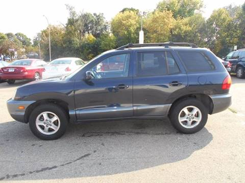 2004 Hyundai Santa Fe for sale in Faribault, MN