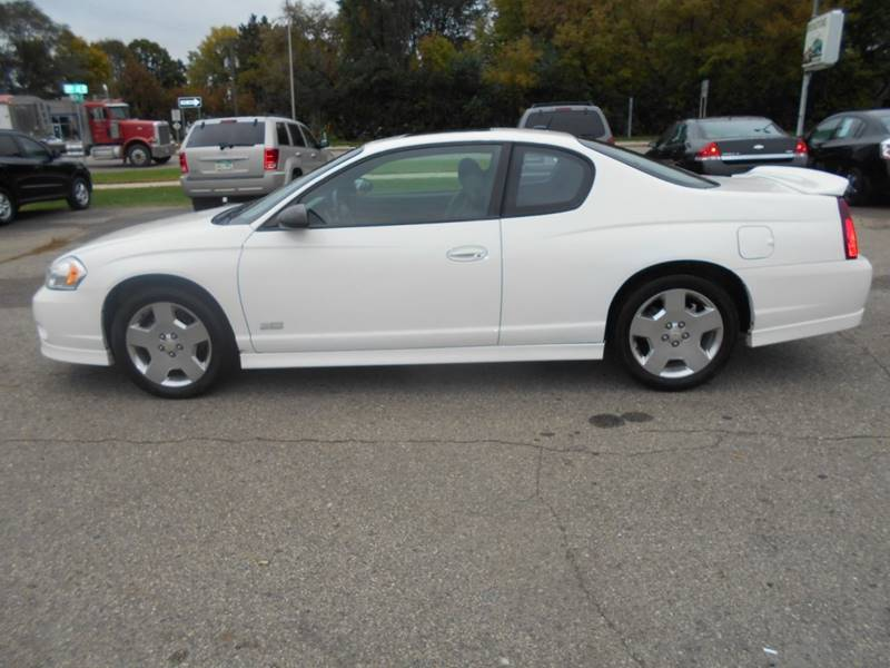 2007 Chevrolet Monte Carlo SS 2dr Coupe   Faribault MN