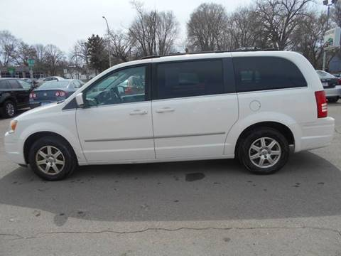 2009 Chrysler Town and Country Touring for sale at SPECIALTY CARS INC in Faribault MN