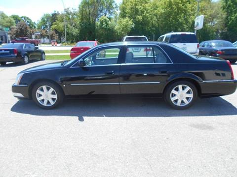 2007 Cadillac DTS for sale at SPECIALTY CARS INC in Faribault MN