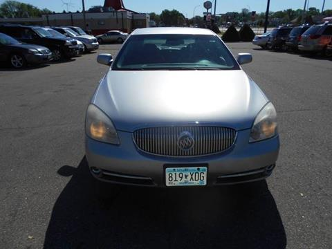 2008 Buick Lucerne CXS for sale at SPECIALTY CARS INC in Faribault MN