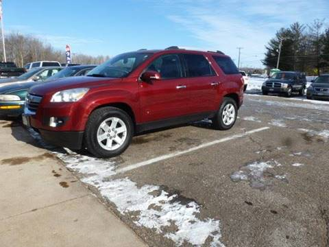 2010 Saturn Outlook for sale at A1 Auto Sales in Chisago City MN