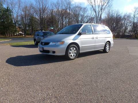 2003 Honda Odyssey for sale at A1 Auto Sales in Chisago City MN