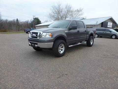 2007 Ford F-150 for sale at A1 Auto Sales in Chisago City MN