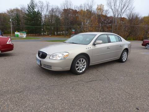 2008 Buick Lucerne for sale at A1 Auto Sales in Chisago City MN