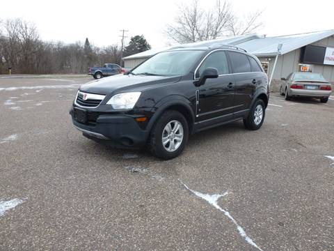 2009 Saturn Vue for sale at A1 Auto Sales in Chisago City MN