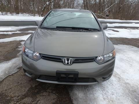 2008 Honda Civic for sale at A1 Auto Sales in Chisago City MN