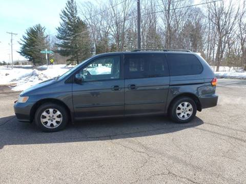 2004 Honda Odyssey for sale at A1 Auto Sales in Chisago City MN