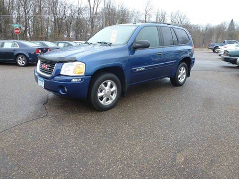 2005 GMC Envoy for sale at A1 Auto Sales in Chisago City MN