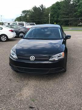 2014 Volkswagen Jetta for sale in Chisago City, MN