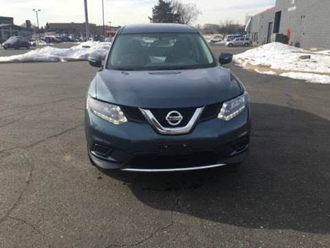 2014 Nissan Rogue for sale at A1 Auto Sales in Chisago City MN