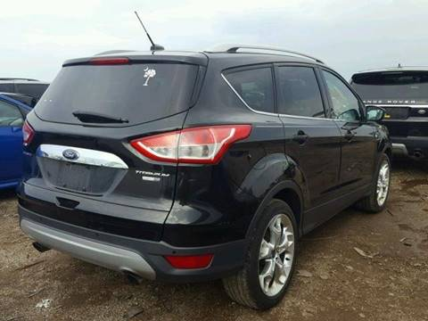 2015 Ford Escape for sale at A1 Auto Sales in Chisago City MN
