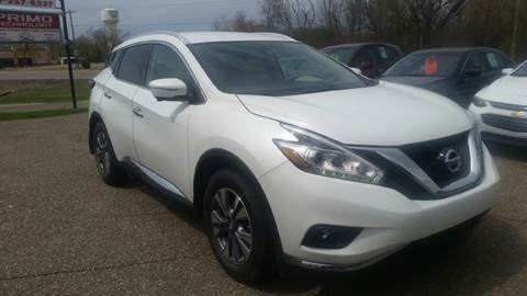 2015 Nissan Murano for sale at A1 Auto Sales in Chisago City MN