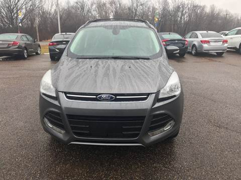 2013 Ford Escape for sale at A1 Auto Sales in Chisago City MN