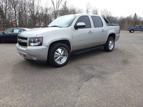 2007 Chevrolet Avalanche for sale at A1 Auto Sales in Chisago City MN