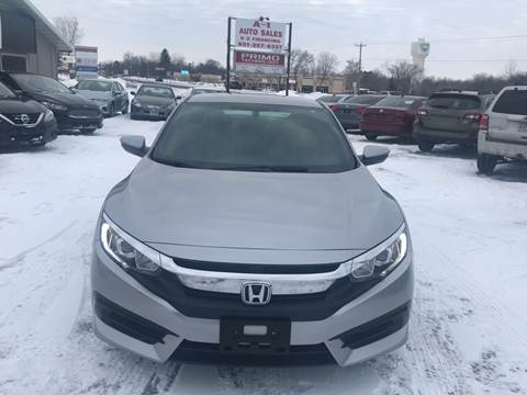 2017 Honda Civic for sale in Chisago City, MN