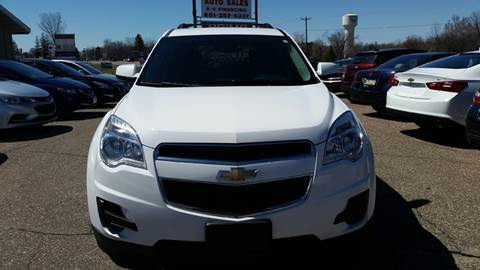 2014 Chevrolet Equinox for sale in Chisago City, MN