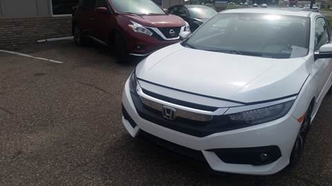 2016 Honda Civic for sale in Chisago City, MN