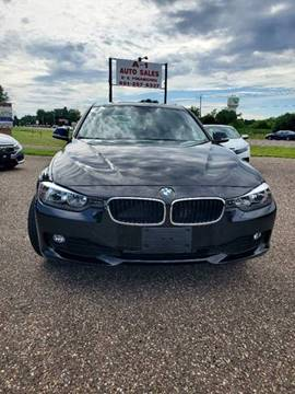 2015 BMW 3 Series for sale at A1 Auto Sales in Chisago City MN